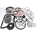 Dodge Ram 48RE Transmission Master Rebuild Kit Raybestos GPZ Clutches Pro Band by Phoenix Transmission Parts