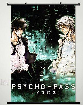 Amazoncom Home Decor Anime Psycho Pass Wall Scroll Poster 236 X