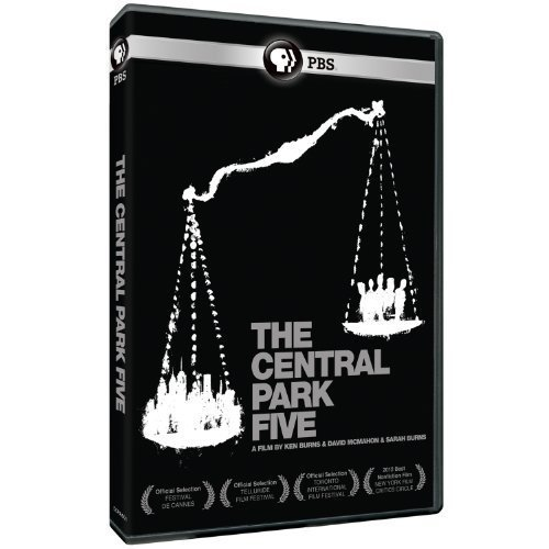 Amazon Com The Central Park Five By Pbs By Sarah Burns Ken Burns Movies Tv