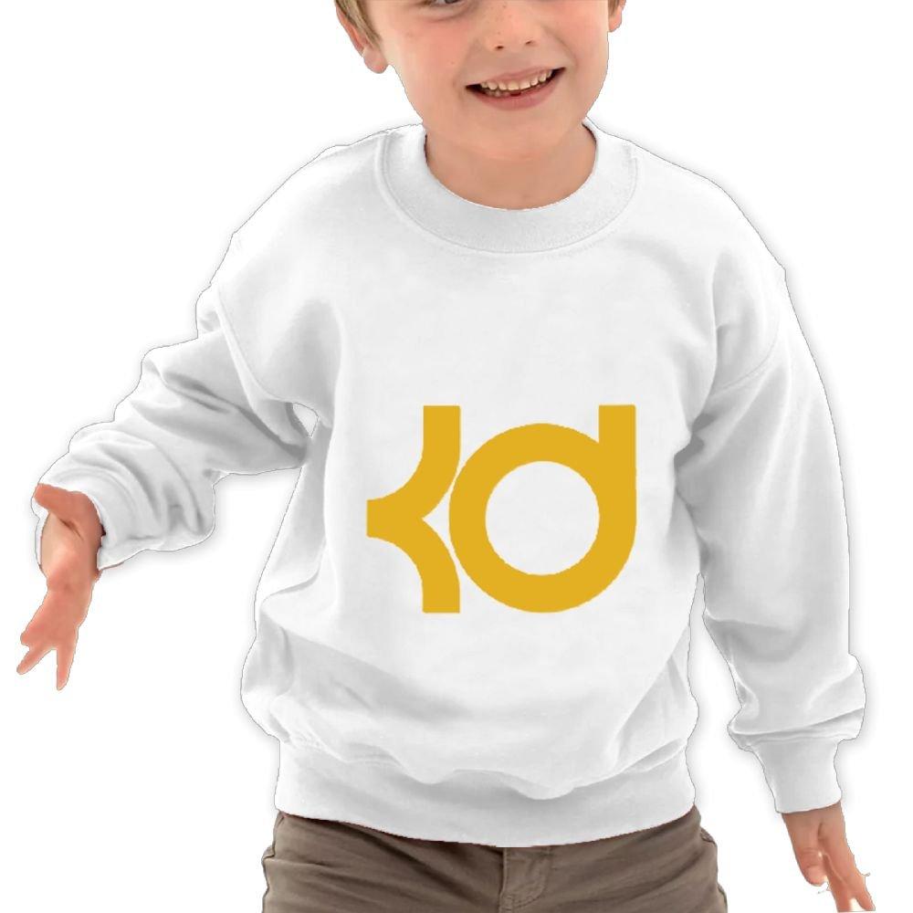 SANHUI Kids Logo Sweatshirt Sweater Hoodie Cute Winter Boys White