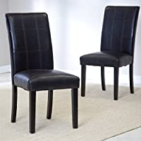 Palazzo Dining Chairs - Brown - Set of 2