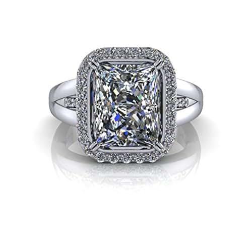 Laboratory Diamond Engagement Ring Review