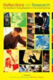 img - for Reflections on Research book / textbook / text book