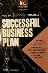 How to Really Create a Successful Business Plan Paperback