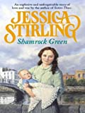 Shamrock Green by Jessica Stirling front cover