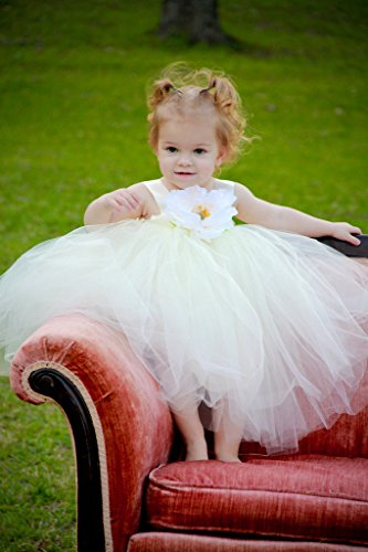 Ella Tutu Dress Size Small Color Ivory Buy Online In
