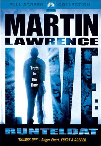 Martin Lawrence Live - Runteldat (Full Screen Edition) (Martin Lawrence Comedy Dvd)