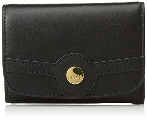- Lodis Women's Rodeo RFID Mallory French Purse, Black, One Size