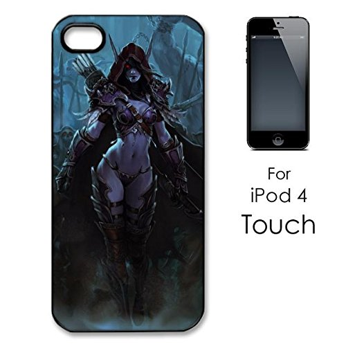 World of Warcraft Sylvanas Windrunner iPod Touch 4 Case