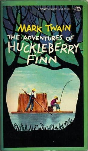 Book Adventures of Huckleberry Finn (Signet Classical Books)