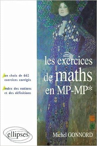 Lire en ligne L'essentiel des exercices de MP, MP* pdf, epub ebook