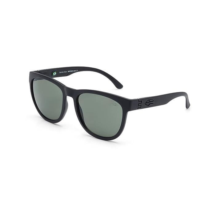 Gafas de sol Santa Cruz, Mormaii negro mate con lentes G15 ...