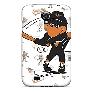 Uqw5152aTPY Faddish Baltimore Orioles Case Cover For Galaxy S4