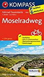 Moselradweg: Fahrrad-Tourenkarte. GPS-genau. 1:50000. (KOMPASS-Fahrrad-Tourenkarten, Band 7007)