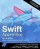The Swift Apprentice Second Edition 版次:Beginning programming with Swift 3
