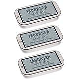 Jacobsen Salt - Hand Harvested Pure Sea Salt Slide Tin (3 Pack)