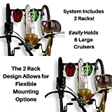 Koova Wall Mount Bike Storage Rack Garage Hanger