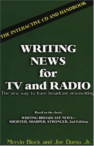 Pdf Reference Writing News for TV & Radio