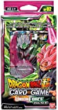 Dragon Ball Z Super Union Force TCG Special Pack English Card Game - 4 boosters + promo!