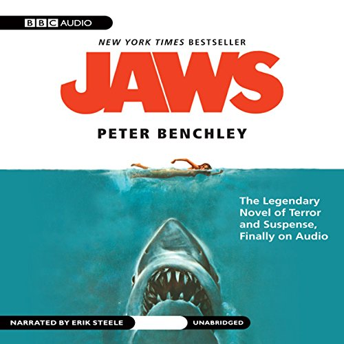 Bargain Audio Book - Jaws