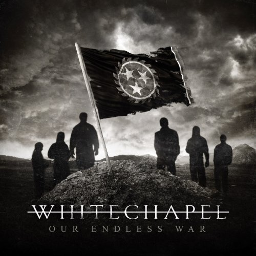 Whitechapel: Our Endless War (Audio CD)