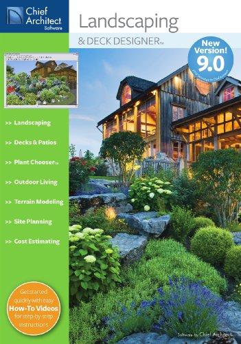Chief Architect Landscaping & Deck Designer 9.0  [Download] [OLD (Landscaping Deck Designer)