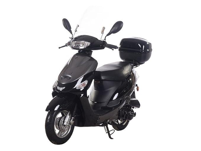 Amazon.com: Icebear PMZ50-4 - Patinete de gasolina (49 cc ...