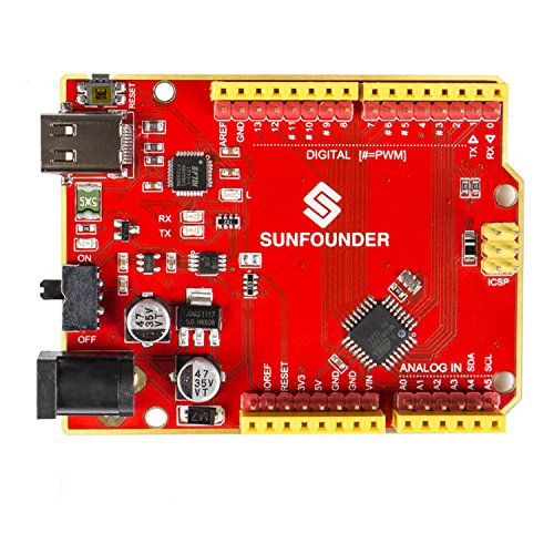 Sunfounder mars board compatible with arduino uno r