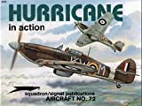 Hurricane in Action, Jerry Scutts, 0897471741