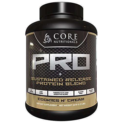 Core Nutritionals Core PRO Cookies N' Cream 5lb Review
