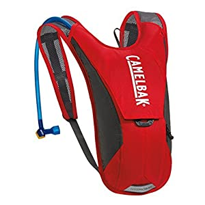 CamelBak Hydrobak Cycling Hydration Backpack Racing Red/Graphite