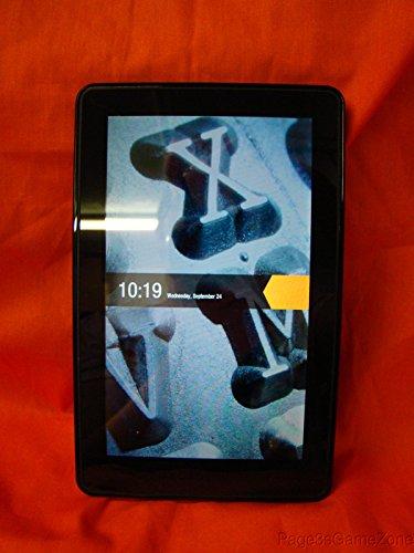 Amazon Kindle Tablet Memory Fire