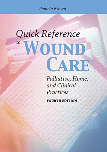 Quick Reference to Wound Care: Palliative, Home, and Clinical Practices