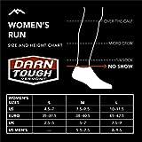 Darn Tough Women's Run Coolmax No Show Tab