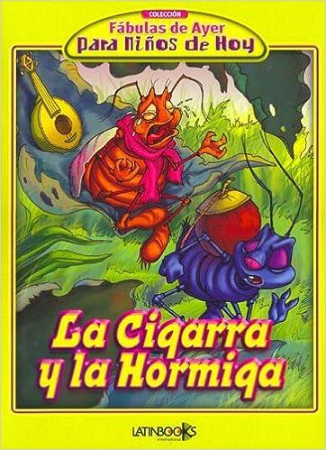 Libros italianos descarga gratuita pdf La Cigarra y La Hormiga in Spanish PDF iBook PDB 9974791383