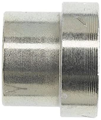 0.68 Length 0.756 ID Brennan Industries 0319-12 Steel JIC Tube Sleeve 3//4 Tube OD