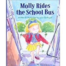 Molly Rides The School Bus