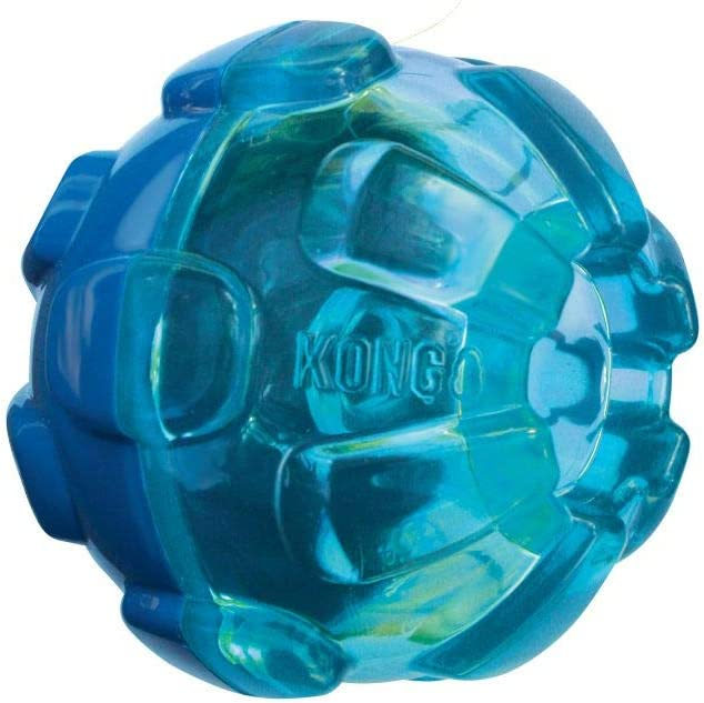 KONG - Rewards Ball - Ultra Durable Interactive Treat Dispensing Dog Toy - for Large Dogs