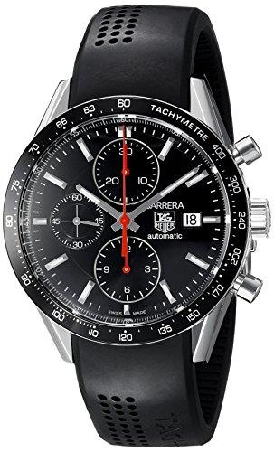 (TAG Heuer Men's CV2014.FT6014 Carrera Automatic Chronograph)