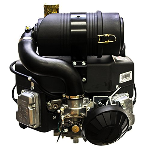 Kawasaki Engine Replace 23 Thru 25HP 1 Inch Crank. Electric Start No Muffler (Hp Engine 23 Kawasaki)