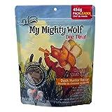 Waggers MMWD73 My Mighty Wolf Dog Treats Duck Hunter Recipe 454g