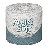 Georgia-Pacific Angel Soft Ps 16880 White 2-Ply Premium Embossed Bathroom Tissue, 4.05-Inch Length X 4.0-Inch Width (Case of 80 Rolls, 450 Sheets Per Roll)