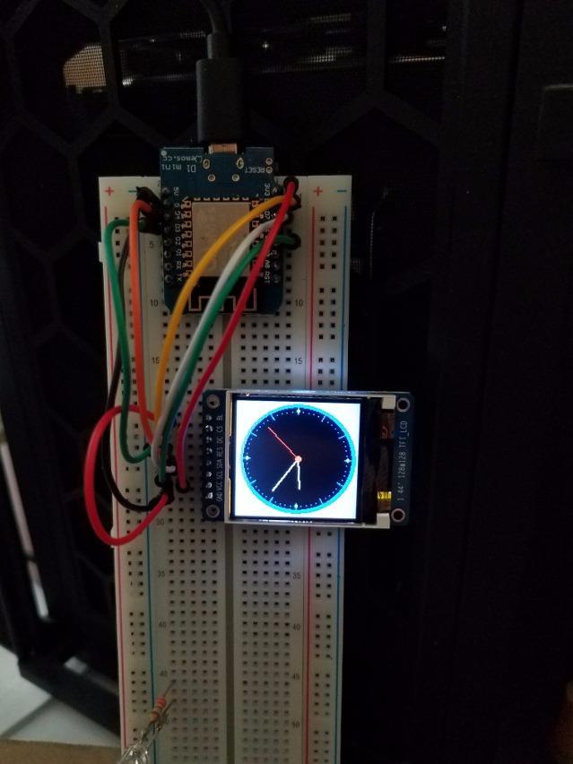 MakerFocus 2pcs Mini ESP8266 Development Board, Mini NodeMCU ESP8266