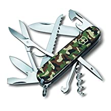 Victorinox Huntsman Swiss Army Knife Camouflage Blister