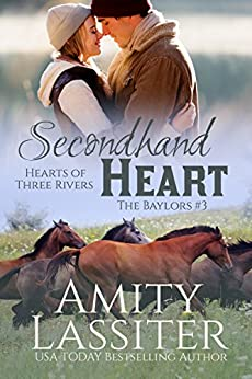 Secondhand Heart Baylors Hearts Rivers ebook product image