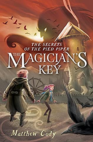 book cover of The Magician\'s Key