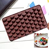 Picama Silicone Chocolate Chips Molding Chocolate Candy Molds Sugar Chips Making Mold