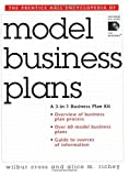 The Prentice Hall Encyclopedia of Model Business Plans, Wilbur L. Cross and Alice M. Richey, 0735200246