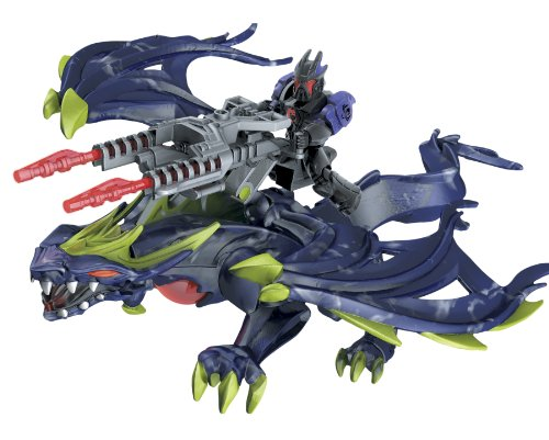 Mega Bloks Dragon Chrono ()