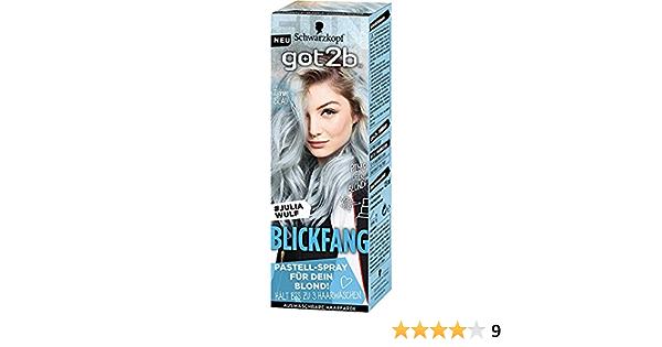 Schwarzkopf Got2b - Tinte para el pelo, color azul denim (125 ml)
